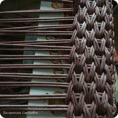 57 Ideas For Storage Baskets Diy Yarns Weaving Textiles, Weaving Art, Weaving Patterns, Paper Basket Weaving, Willow Weaving, Newspaper Basket, Newspaper Crafts, Diy Paper, Paper Clay