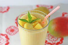 mango and honey smoothie