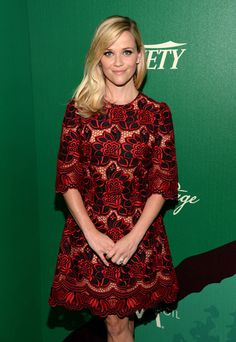 Reese Witherspoon - 2014 Variety Power Of Women in Dolce & Gabbana