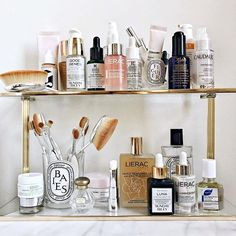 Taking it to my grave #itgtopshelfie @intothegloss