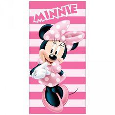 Serviette de plage Minnie