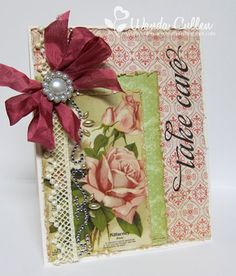 Take Care by cullenwr - Cards and Paper Crafts at Splitcoaststampers