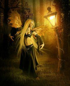 Fantasy Art – Illustrations of Elena Dudina