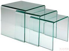 Clear Club Dreisatztisch