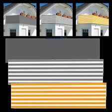Balkon Sichtschutz Balkonsichtschutz 600x75cm Windschutz Balkonverkleidung NEU Ibm, Company Logo, Log Projects, Shopping