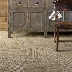 Buy striped Morning Coffee - Latte carpet tile at FLOR Wall Carpet, Diy Carpet, Carpet Tiles, Carpet Flooring, Bathroom Carpet, Kitchen Carpet, Shag Carpet, Carpet Squares, Basement Carpet