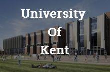 University of Kent University Of Kent, Canterbury