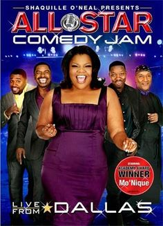 """RECOMMENDED! Shaquille O'Neal Presents: """"All Star Comedy Jam - Live from Dallas"""" (2010) 