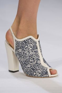 Spring 2013 Fashion Week Shoes #fashion #style #TheSaloon http://www.etsy.com/shop/TheSaloon