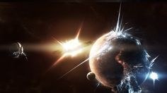 nice exploding planets 5276