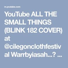 YouTube ALL THE SMALL THINGS (BLINK 182 COVER) at @cilegonclothfestival  Warrbyiasah...🙌 Thanks 👏 See you next time✋👍 • • Cek video lengkapnya https://youtu.be/kyPTOXpkV-E Jangan lupa subscribes and like brada • • Take 🎥 @twentyfour_augustprod  Thanks 👕 @summerhell.co  #slidepumpkids #pumpkidskats #punkrock @indopoppunk @punkrock #ourbrothers @acaramusikindie #skatepunk #cilegon #cilegonclothfestival #indiemusik #poppunk @poppunk_melodicpunk_indo @indomusikgram #indomusikgram…