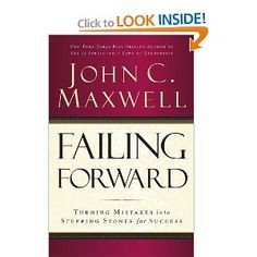 Another awesome book by John C. Maxwell who will show you how to turn your mistakes into stepping stones for success! In this book, John will show you how to fail forward and keep pressing on till you reach your destination. One of my all-time fave.