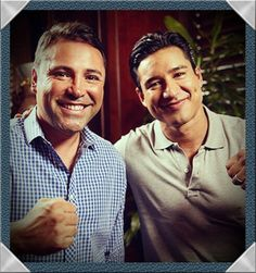 6560878 will Mario Lopez Be Saved By The Bell In His Headlining Charity Vision Fight Night 2016 Exhibition Bout Vs Oscar De La Hoya in addition Stars I Adore besides A Wrestling moreover 12famous Boxing Fans also A Wrestling. on oscar de la hoya mario lopez fight in the ring