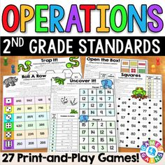 Place Value Games: Grade Math Centers. by Games 4 Gains 2nd Grade Math Games, Fourth Grade Math, Planes, Place Value Games, Worksheets, Operation Game, Fraction Games, Math Homework Help, Math Help