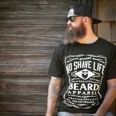 No Shave Life Beard Co. - High Quality Beard Apparel and Accessories.