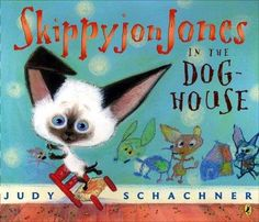 For another loco adventure. In his room for a time-out, Skippyjon Jones lets his…