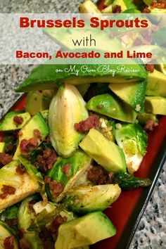 If you love crunchy brussels sprouts than this baked recipes will knock your socks off. Even if you like to boil your brussels sprouts you can still adapt this recipe, and get the same great… View Post Brussels Sprouts with Bacon, Avocado and Lime Fun Easy Recipes, Paleo Recipes, Easy Meals, Cooking Recipes, Summer Recipes, Veggie Side Dishes, Vegetable Dishes, Side Dish Recipes, Food Dishes