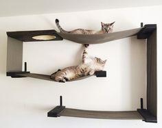 Stof Cat doolhof - kat hangmat planken - gratis VS verzendkosten *