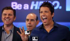 GoPro shares shoot up 30% as camera-maker goes public; Company's shares rose to high of $33 in IPO debut, valuing the company that popularized action cameras at about $4bn- Full Article http://www.theguardian.com/business/2014/jun/26/gopro-shares-30-percent-ipo