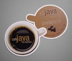 koffie-visitekaartje