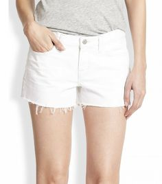 The Top 6 Ways to Wear Denim This Summer via @WhoWhatWear