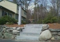 #Granite Steps in #NH