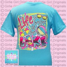 Girlie Girl Original T's Lake