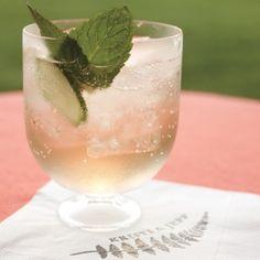 Signature Drinks from Real Weddings - Martha Stewart Weddings Inspiration