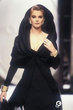 Christian Dior, Autumn-Winter 1991, Couture on www.europeanafash...