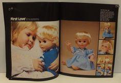 """Marx """"First Love"""" dolls"""