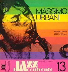 Massimo Urbani: Jazz a Confronto 13 #LP #cover 1974