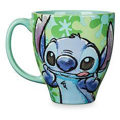 Stitch Mug | Disney Mugs | Lilo & Stitch | Taza de Stitch | Taza Disney | @dgiiirls