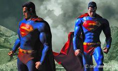 Batman Hush Superman