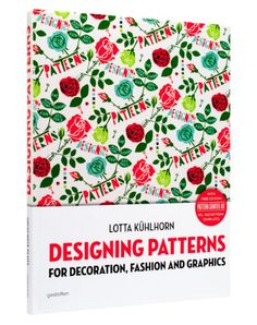 Designing Patterns: For Decoration, Fashion and Graphics by Lotta Kuhlhorn http://www.amazon.com/dp/3899555155/ref=cm_sw_r_pi_dp_FjBPub009DK9Q