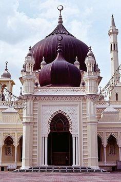 Masjids of Malaysia.