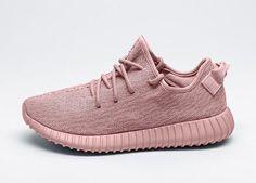 Pink Yeezys • Pinterest: karahvillanueva