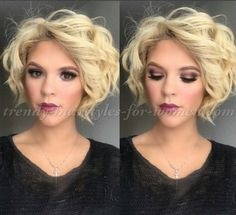 short+wavy+hairstyles+-+short+wavy+hairstyle