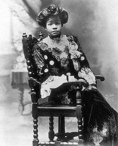 Aida Overton Walker, born in 1880. She was a singer, dancer, actress, and choreographer, regarded as the leading African-American female performing artist at the turn of the century. As one of the first international Black stars, Aida Walker brought versatility to her performances and authenticity to ragtime songs and cakewalk dances. Her dancing and singing ability has been compared to and sometimes applauded over that of her successors Florence Mills and Josephine Baker.