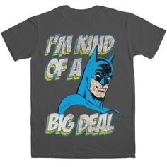 Batman Logo Tattoo, Dc Comics, Manga, Bat Signal, Mens Tops, T Shirt, Shopping, Tees, Products