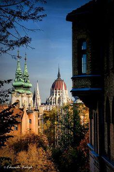 Budapest | Happy Birthday ♥ Budapest! (17th of November, 1873  - ) credit: Eduardo Balogh
