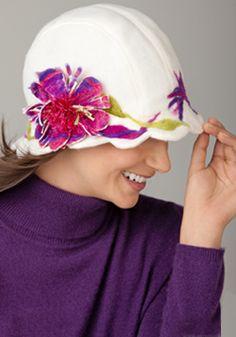 felting projects hats - Pesquisa Google 0bd04db3a67