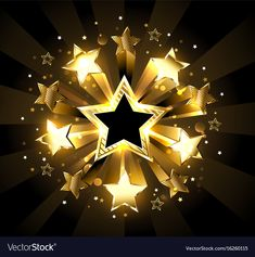 Stellar Explosion by Explosion of golden, sparkling stars on a black background. Golden AI and JPEG files are included in archive. Black Phone Wallpaper, Apple Watch Wallpaper, Star Wallpaper, Love Wallpaper, Star Background, Photo Background Images, Creative Background, Vector Background, Free Green Screen