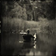 Truly some of the most captivating wet plate collodion photography we've ever had the pleasure of featuring. http://petapixel.com/2014/06/12/enchanting-surreal-wet-plate-collodion-photography-alex-timmermans/