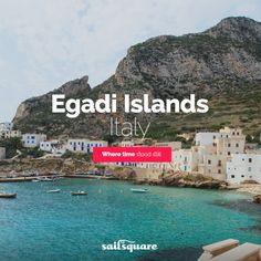 #Egadi islands #Italy #sailing  www.sailsquare.com