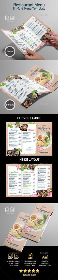 asian, bistro, cafeteria, classic, clean, elegant, flyer, food menu, lotus, lunch, menu, menu design, menu flyer, menu template, menus, minimalist, mint, modern, old, poster, restaurant flyer, restaurant menu, resto, simple, take away, thai, trifold, vietnam, vietnamese, vintage