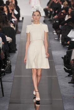Chanel Spring 2009 Couture Fashion Show - Anouck Lepère