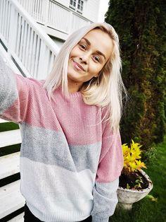 Bilderesultat for block party sweater shein