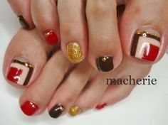 Get ready to make your toe nails awesome with the highlights of cute toe nail designs! Now you would be thinking in mind that what toe nail designs have been. Toenail Art Designs, Pedicure Designs, Creative Nail Designs, Toe Nail Designs, Simple Toe Nails, Cute Toe Nails, Cute Nail Art, Pretty Toes, Pretty Nails