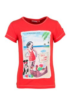 Someone | T-shirts | Meisjes | Modemakers