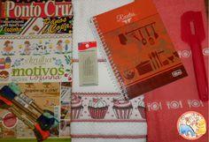 Bordados Delicados em Ponto Cruz: Sorteio no Blog Ponto Cute!!!